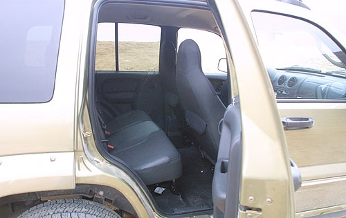 2003 Jeep Liberty Renegad exterior #7