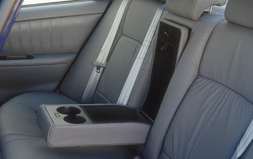 2003 Kia Optima SE V6 Int interior #5