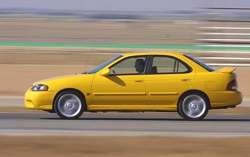 2003 Nissan Sentra Image 14