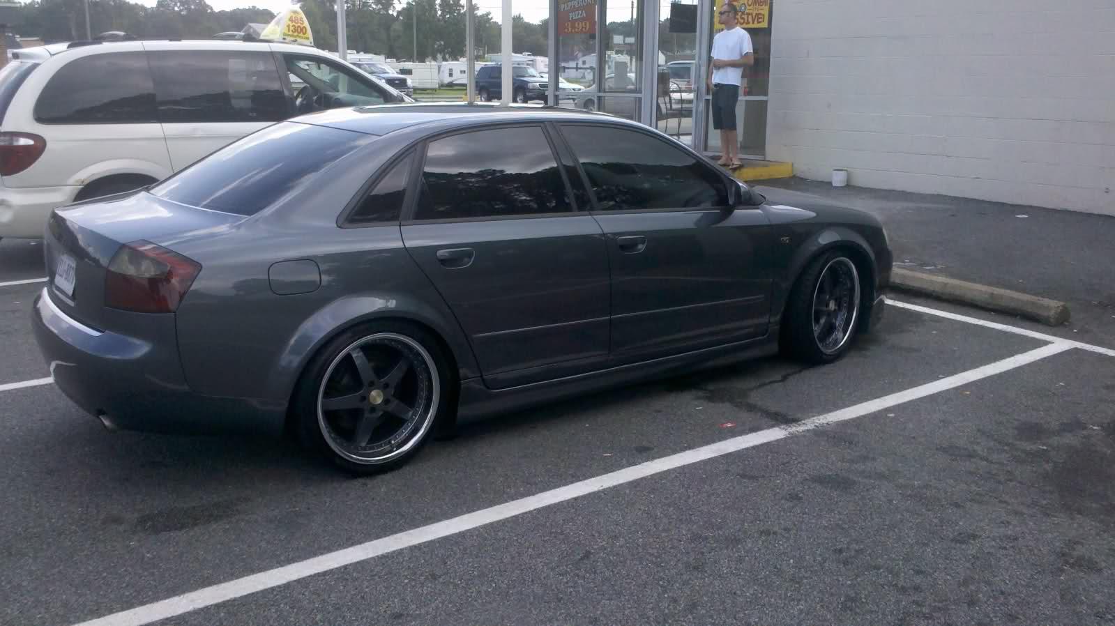 2004 Audi A4 Image 21