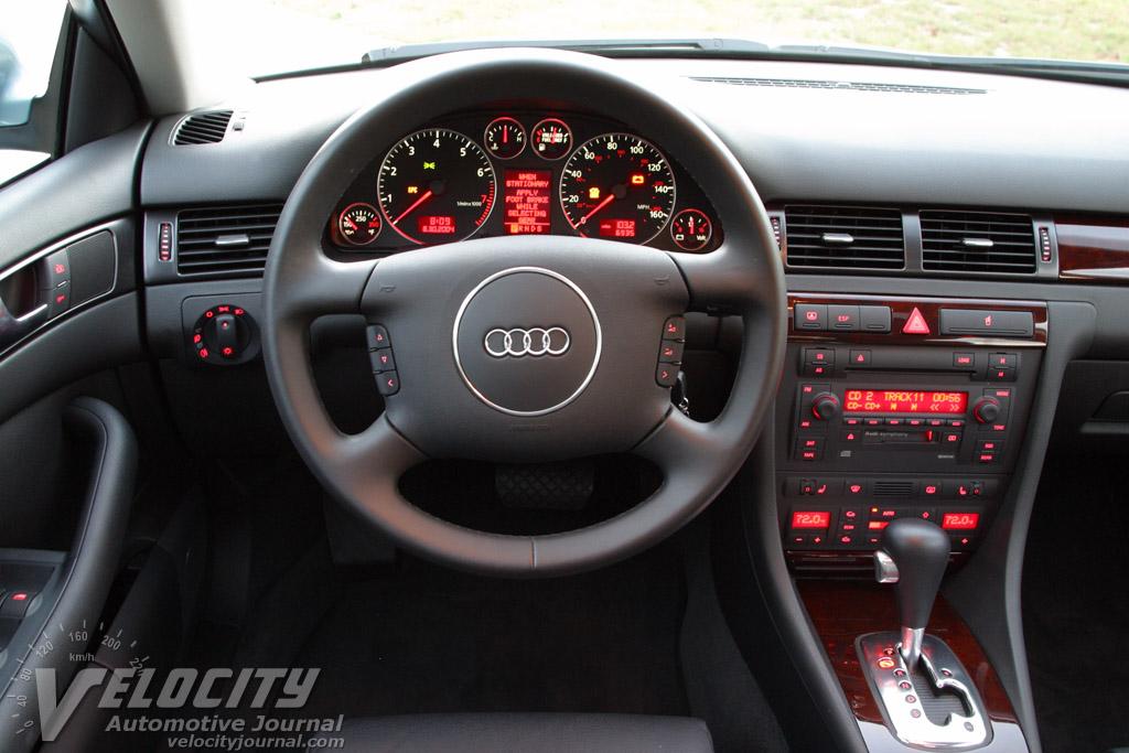 2004 Audi A6 Image 7