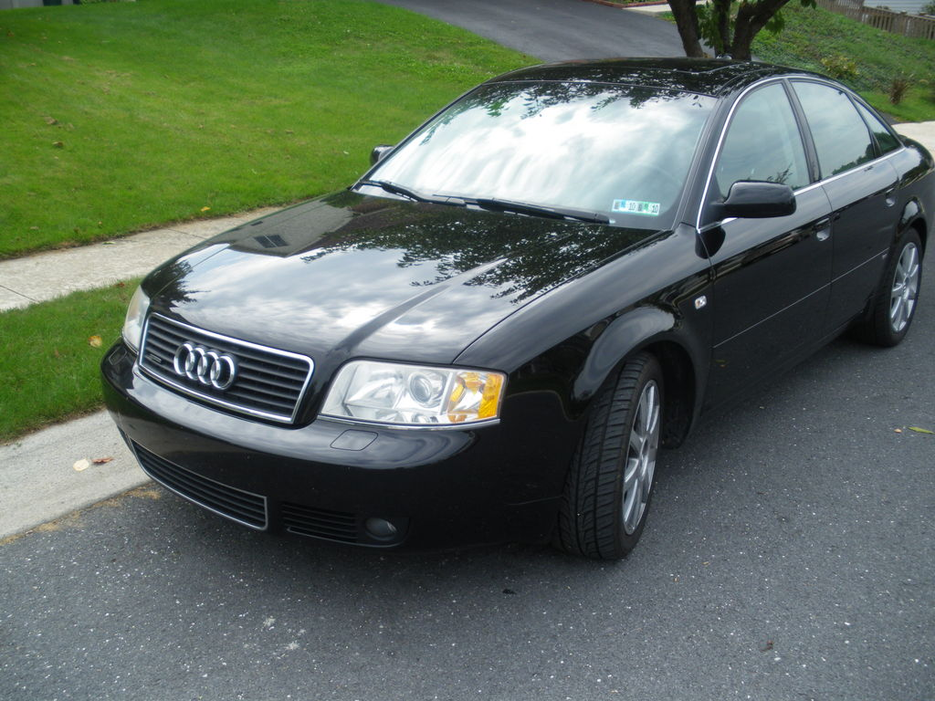 2004 Audi A6 Image 6