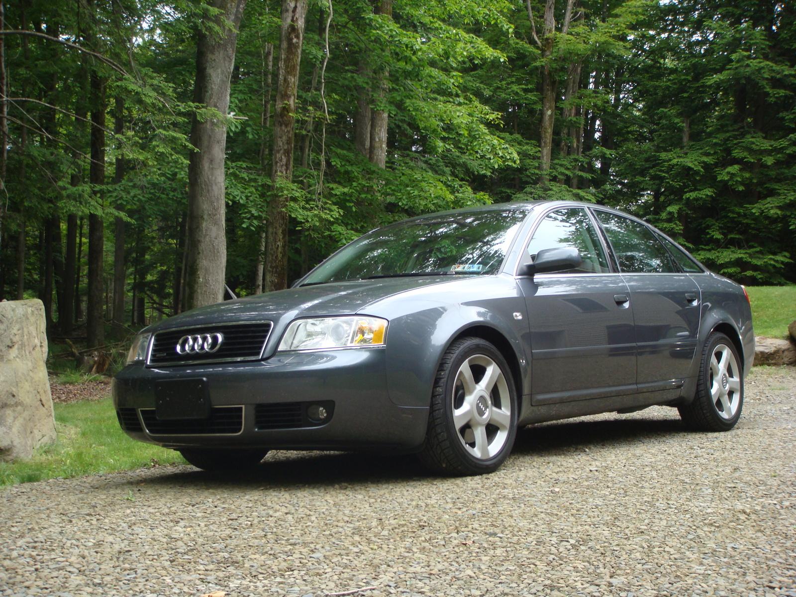 2004 Audi A6 Image 16