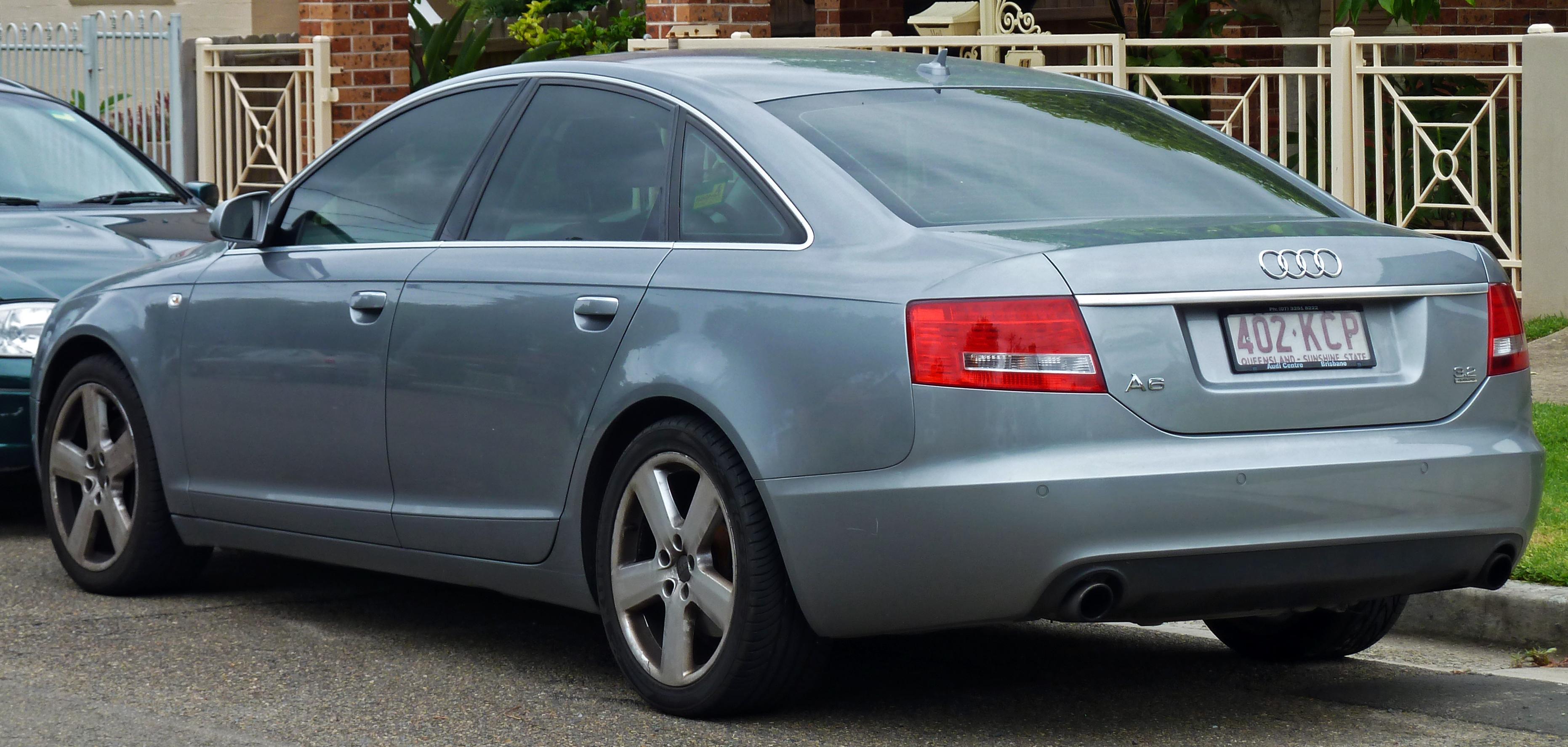 2004 Audi A6 Image 13