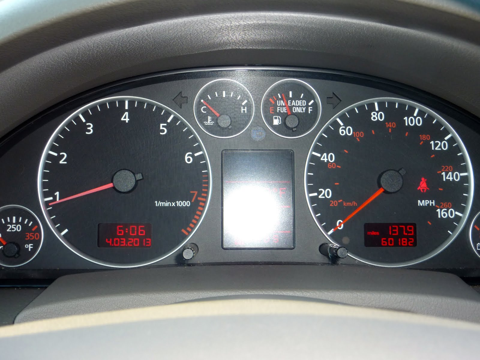 2004 Audi A6 Image 8