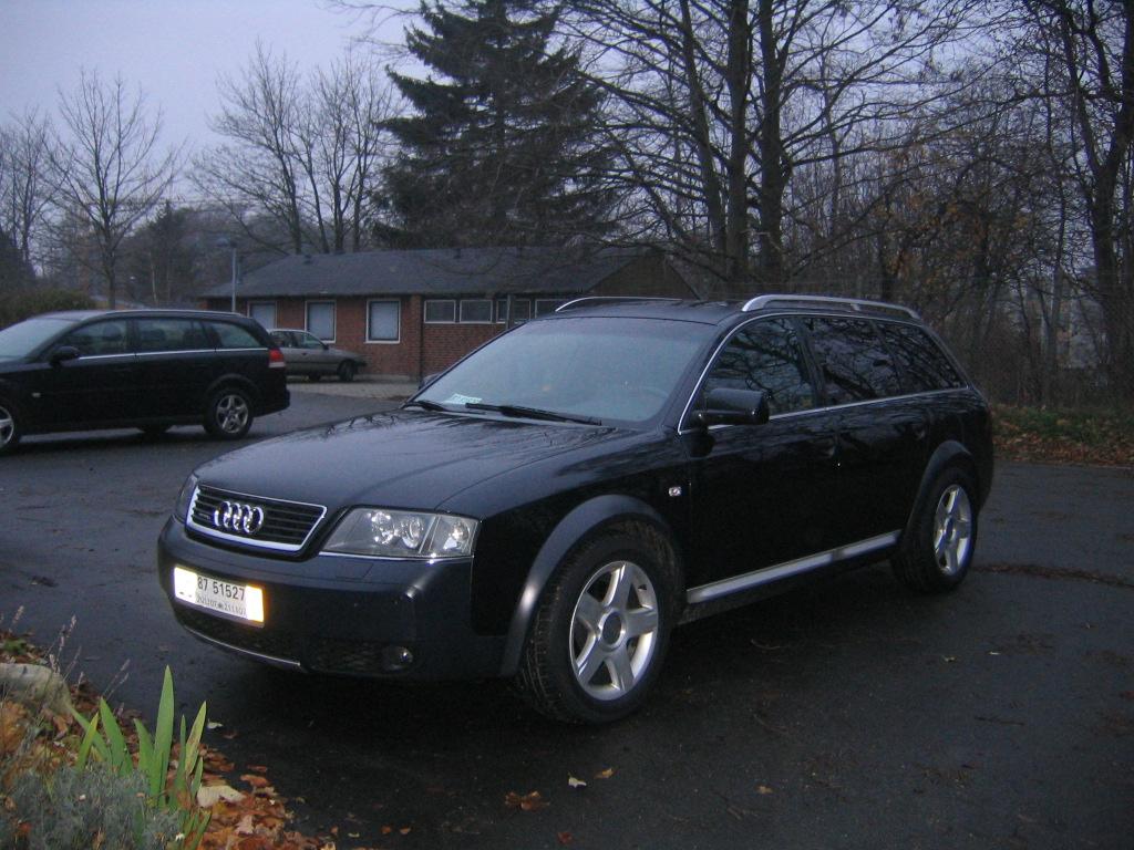 2004 Audi Allroad Quattro Image 18