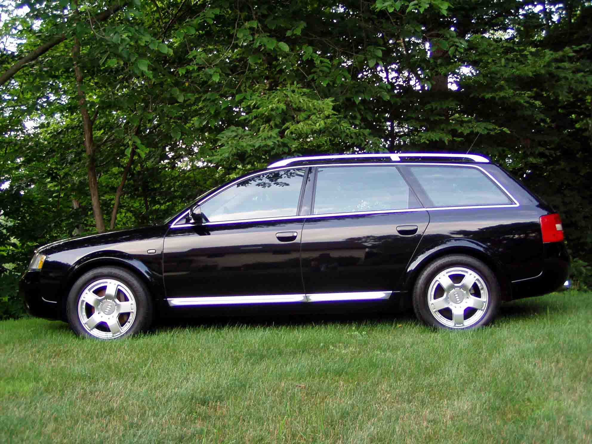 2004 Audi Allroad Quattro Image 20