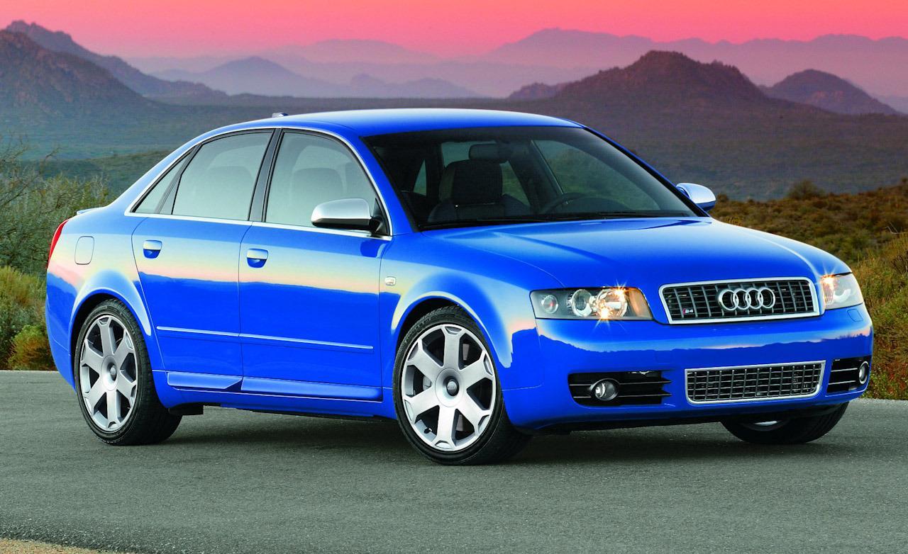 2004 Audi S4 Image 19