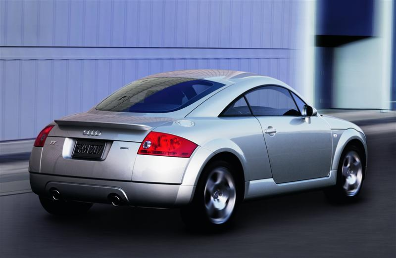 2004 Audi Tt Image 7