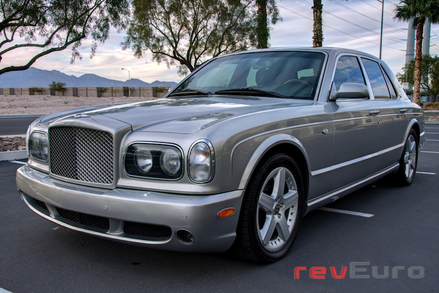 Bentley Arnage #11