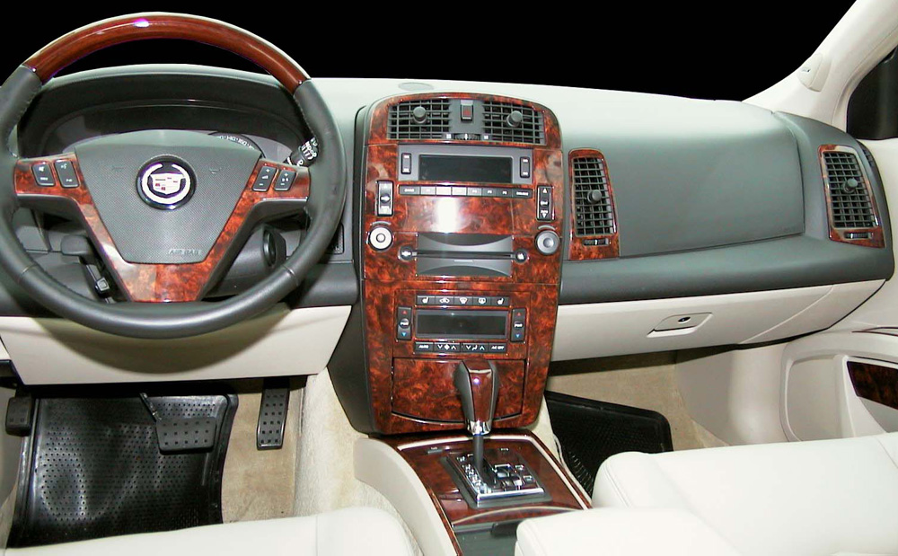 2004 Cadillac Srx Image 4