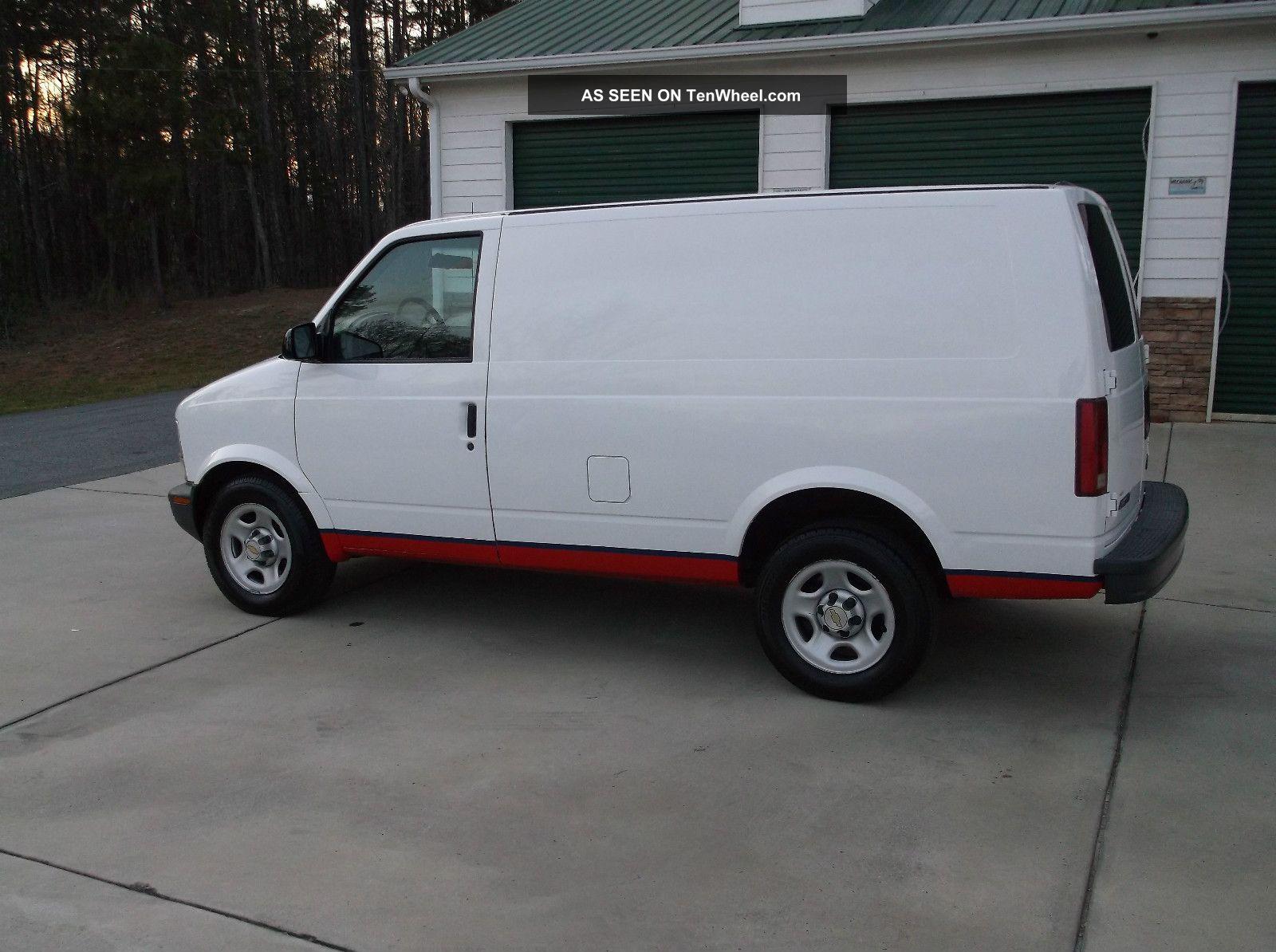 2004 Chevrolet Astro Cargo Image 6