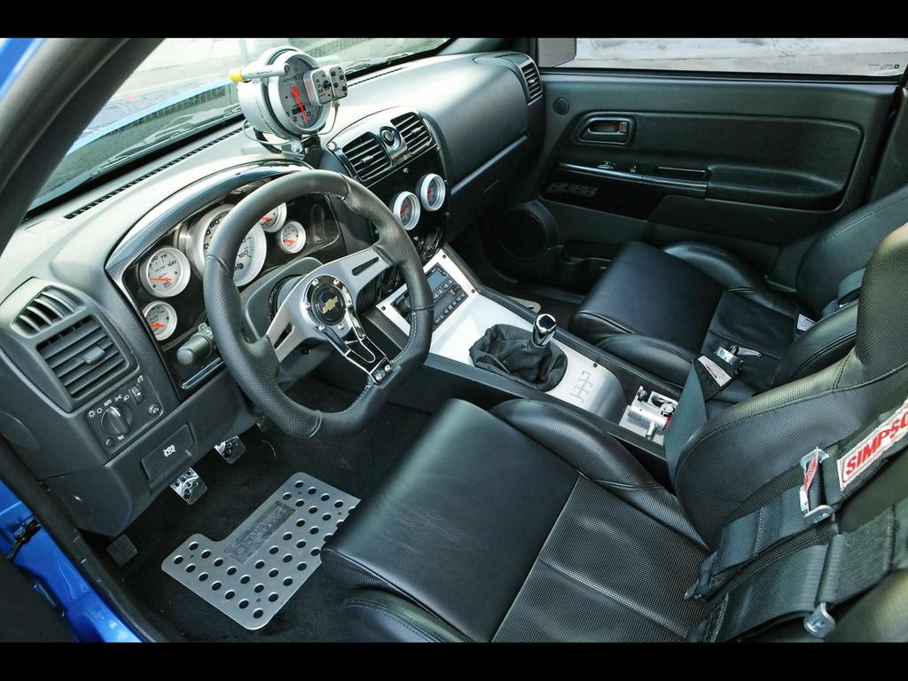 2004 Chevy Colorado Repair Manual