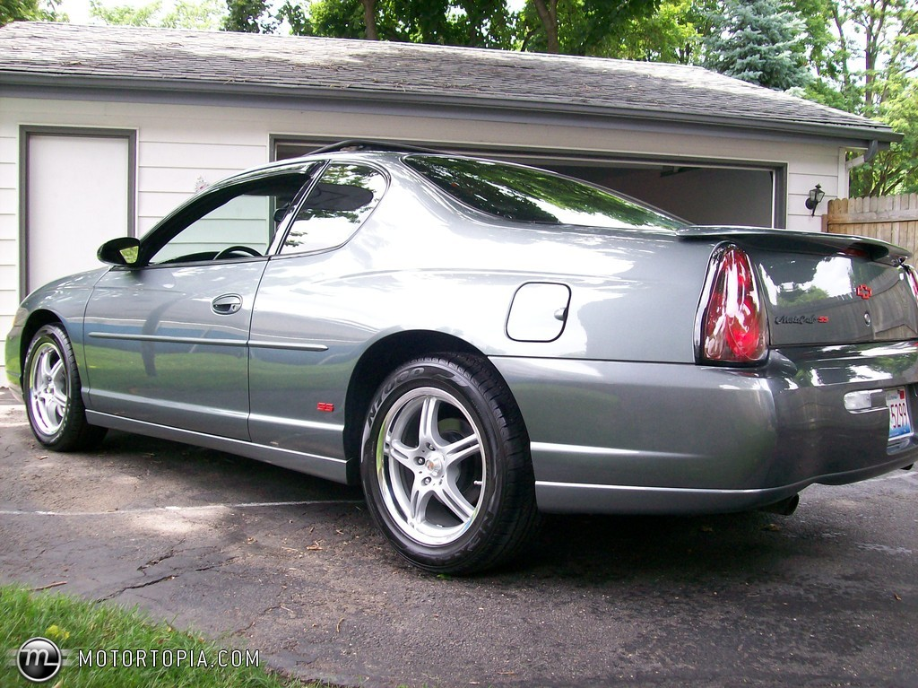 2004 chevrolet monte carlo information and photos zombiedrive. Black Bedroom Furniture Sets. Home Design Ideas