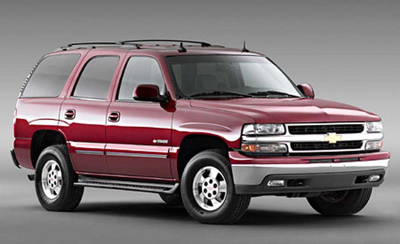 Chevrolet Tahoe Information And Photos Zombiedrive