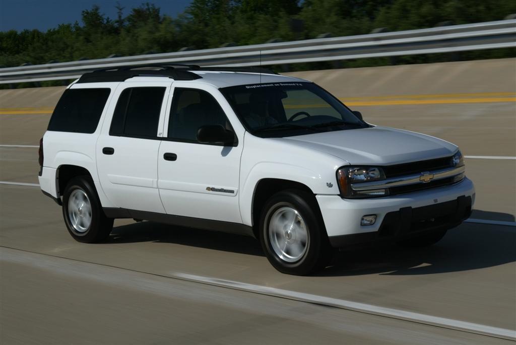 2004 Chevrolet Trailblazer >> 2004 Chevrolet Trailblazer Image 8