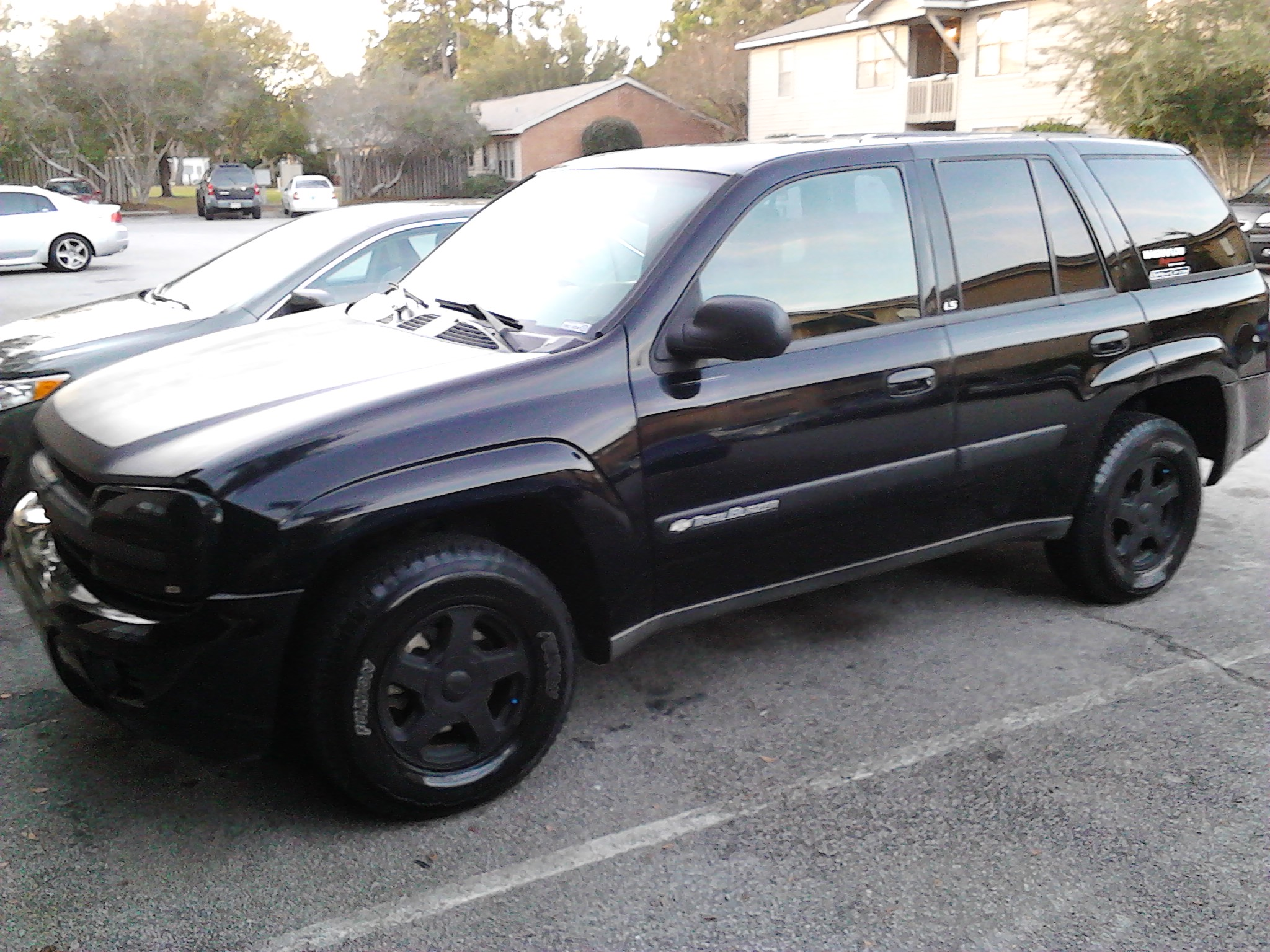Chevrolet TrailBlazer #4