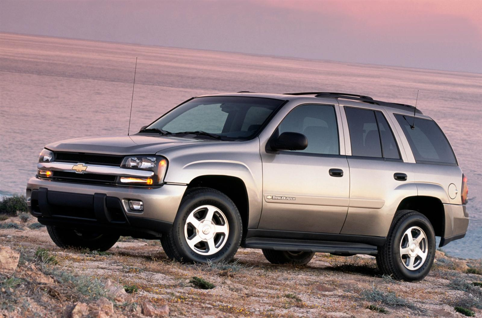 Chevrolet TrailBlazer #3