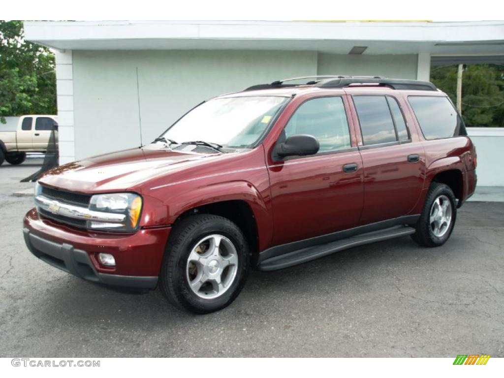 2004 chevrolet trailblazer ext information and photos zombiedrive. Black Bedroom Furniture Sets. Home Design Ideas
