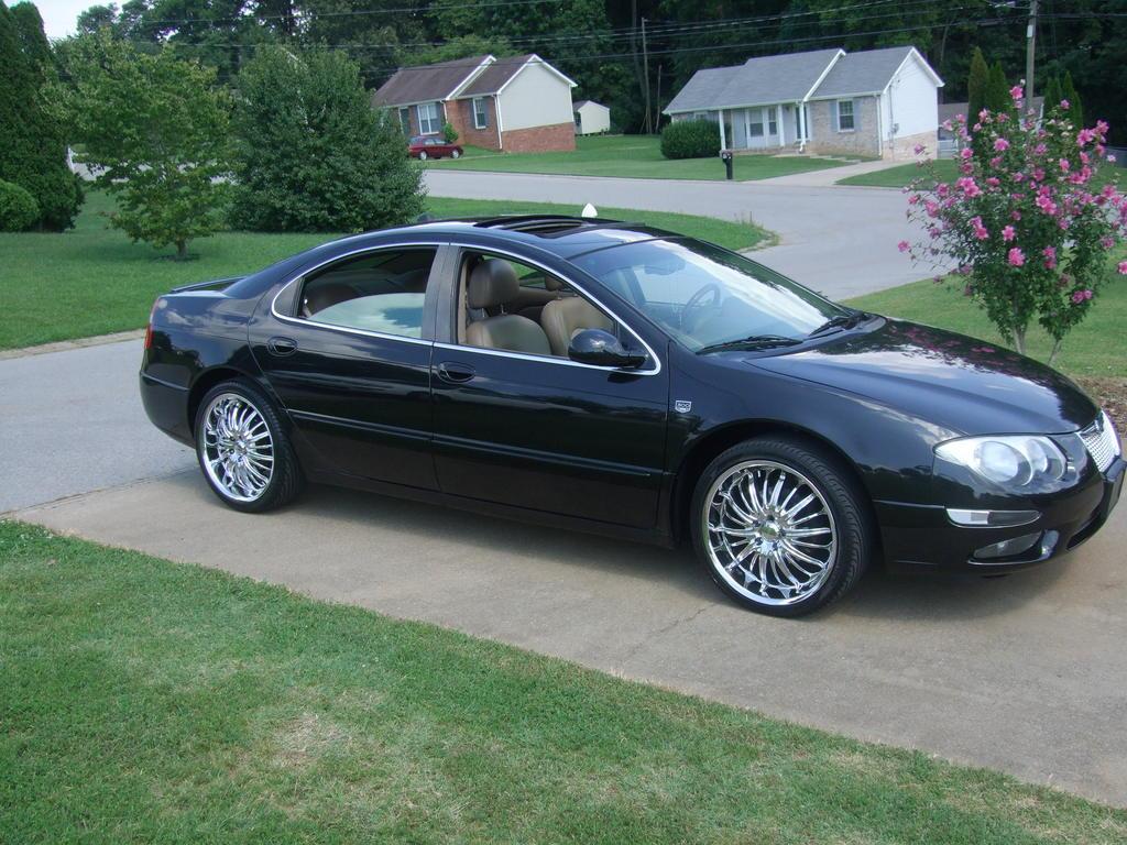 2004 Chrysler 300M - Interior Pictures - CarGurus