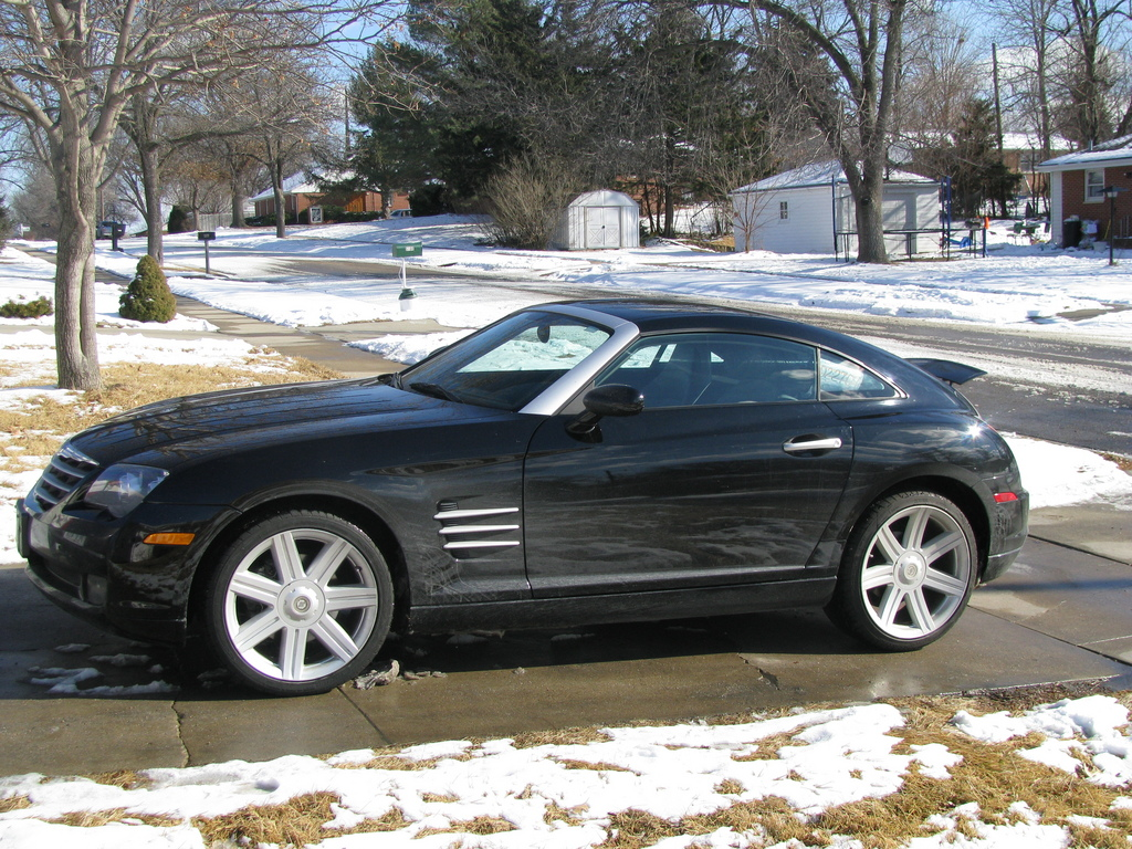 Chrysler Crossfire #10