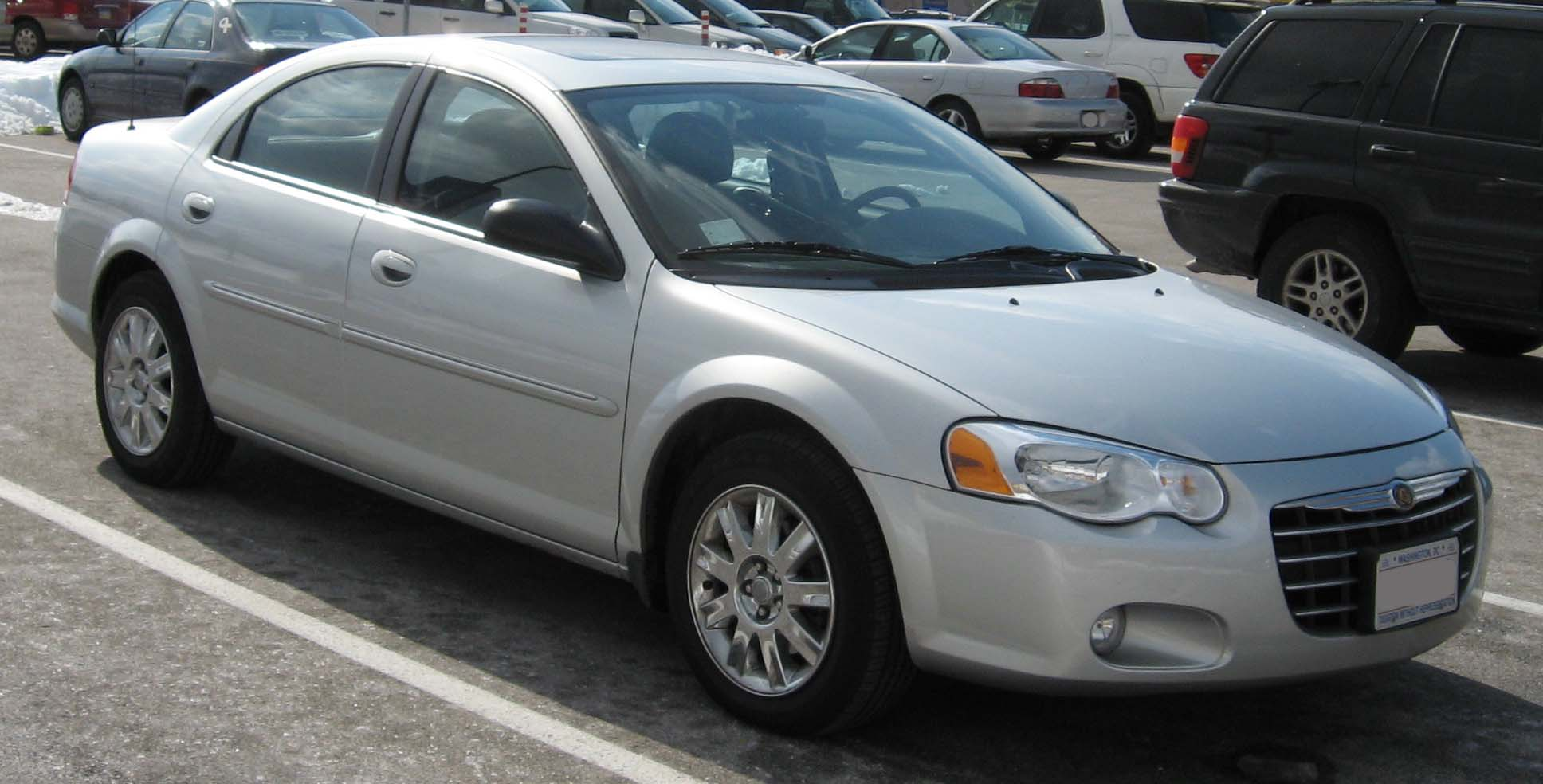 Chrysler Sebring #4