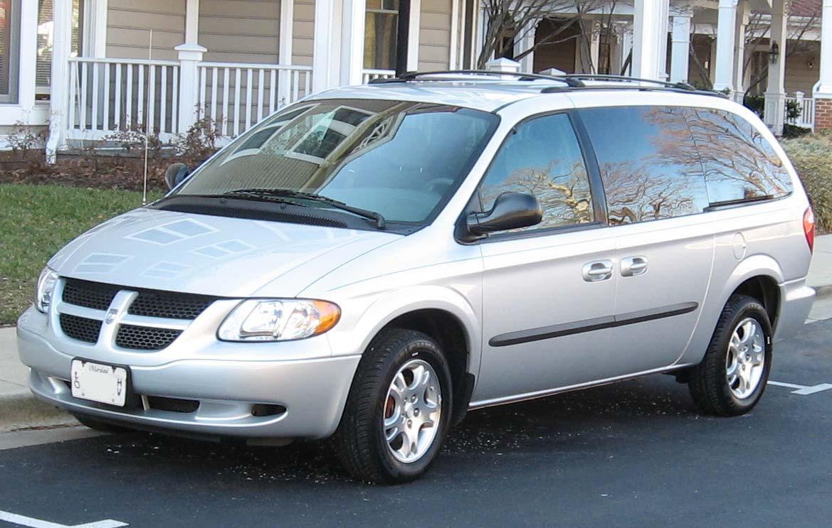 2004 Dodge Caravan - Information and photos - ZombieDrive