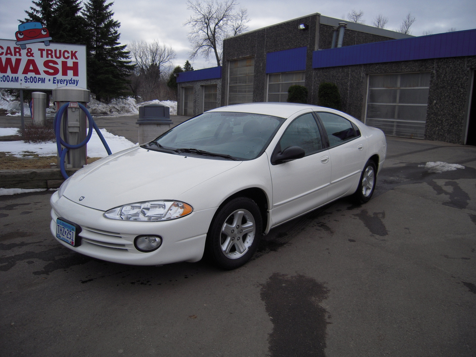 2004 Dodge Intrepid 19 Dodge