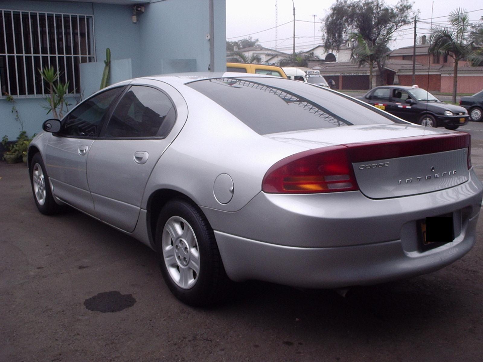 2004 Dodge Intrepid 11 Dodge
