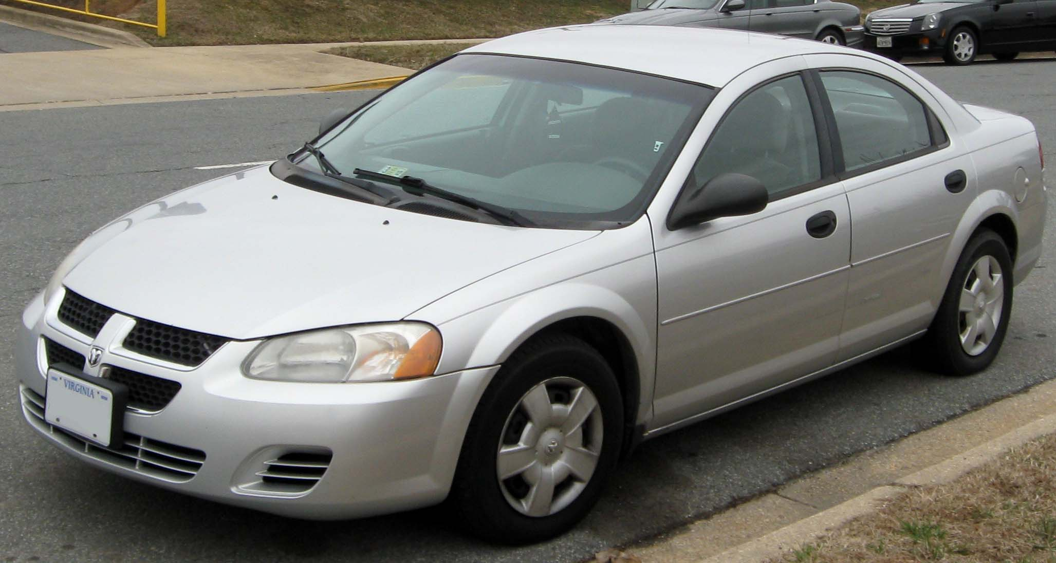 dodge stratus 7. Cars Review. Best American Auto & Cars Review
