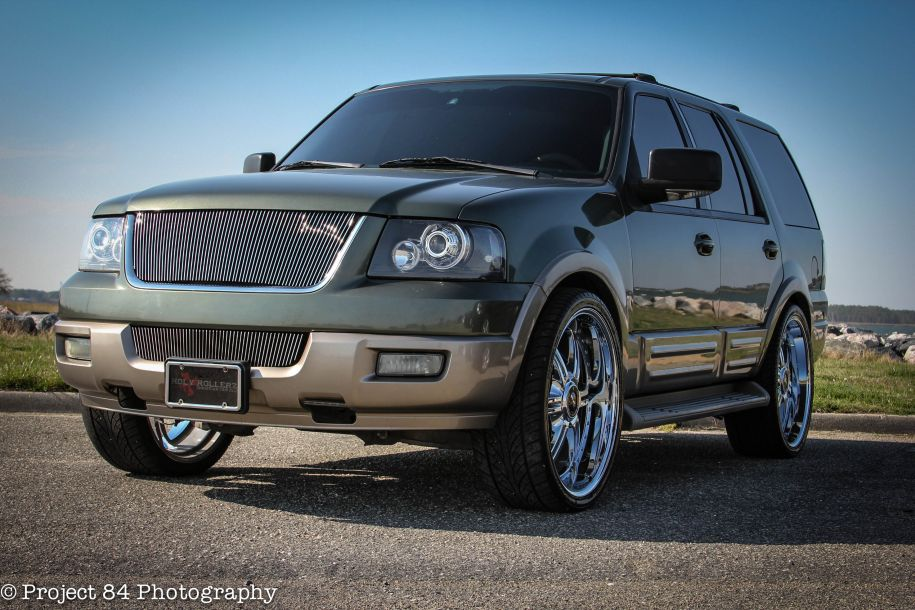2004 Ford Expedition 11