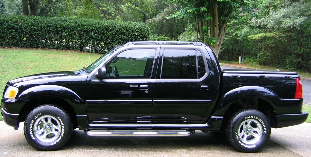 2004 Ford Sport Trac >> 2004 Ford Explorer Sport Trac Image 24