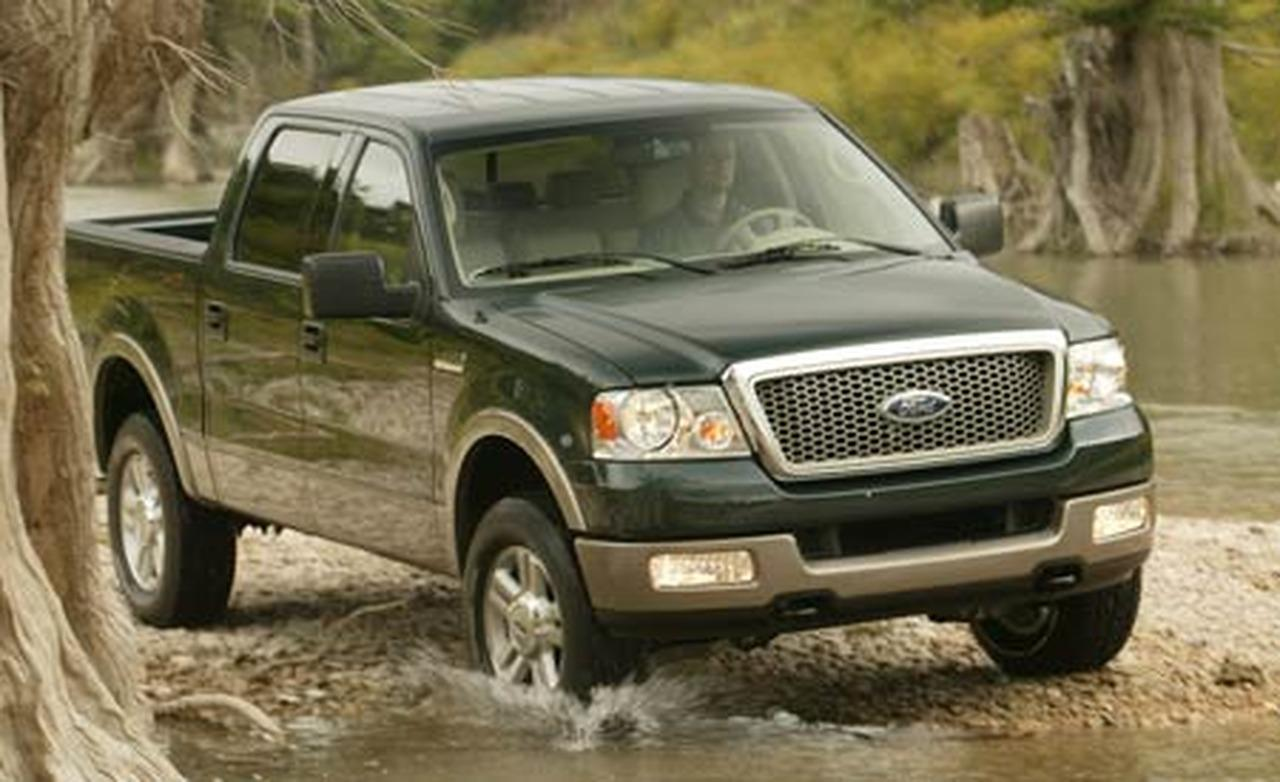 2004 Ford F 150 Image 3