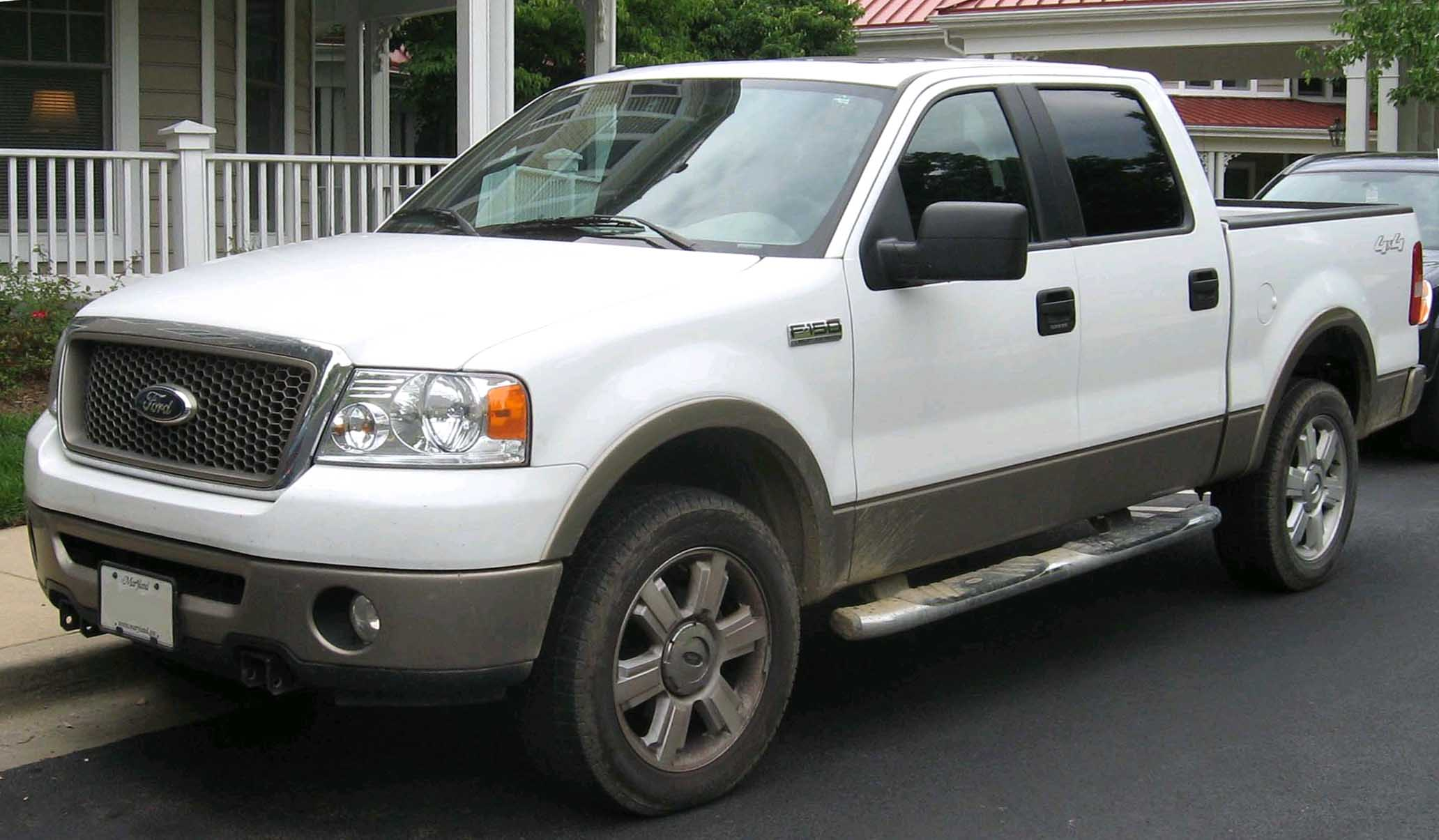 2004 Ford F 150 Information And Photos Zombiedrive
