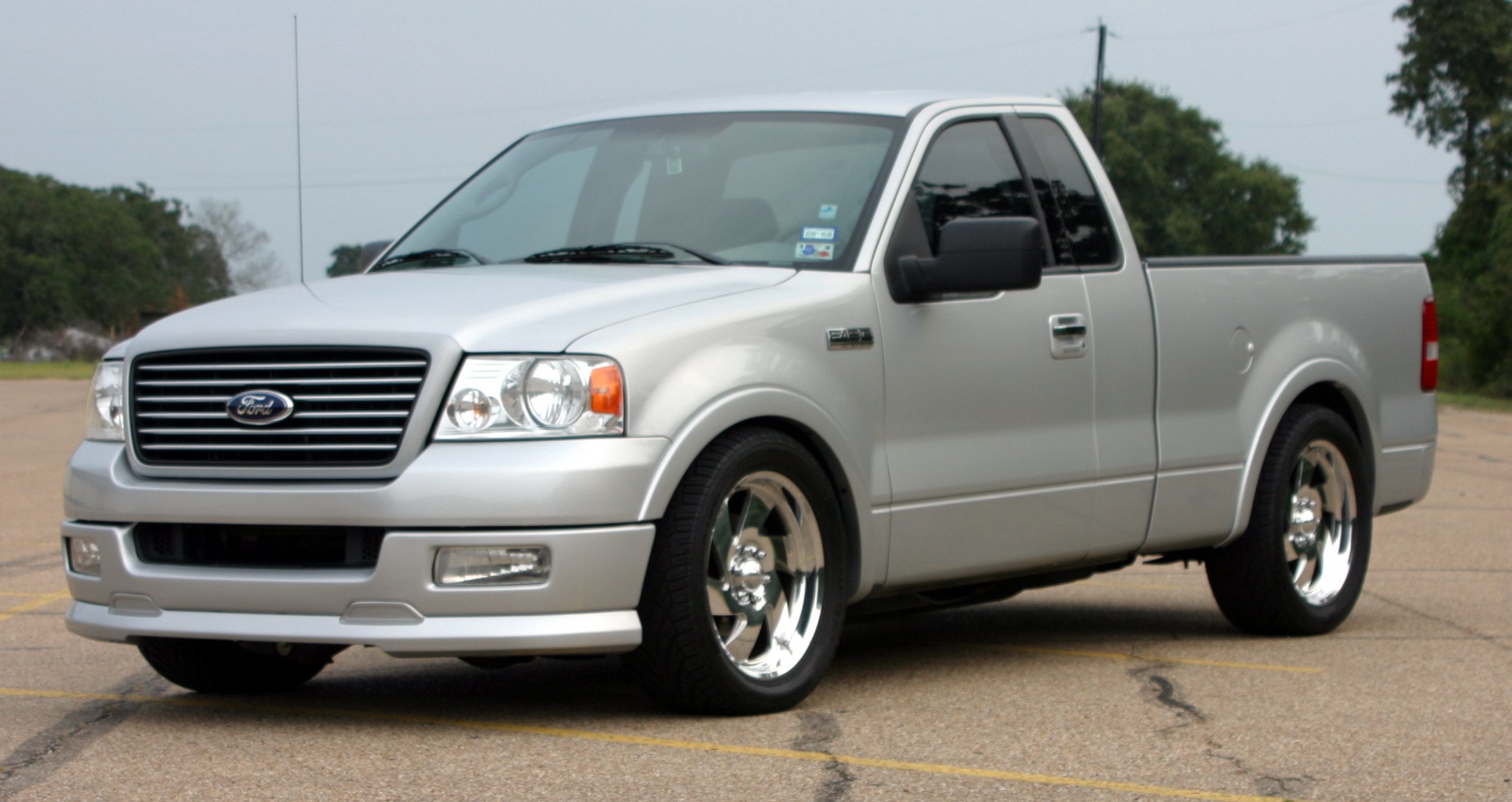 Ford F-150 #12