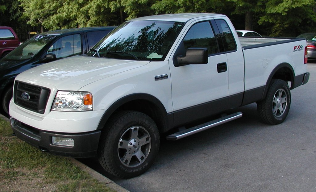 Ford F-150 Heritage #23
