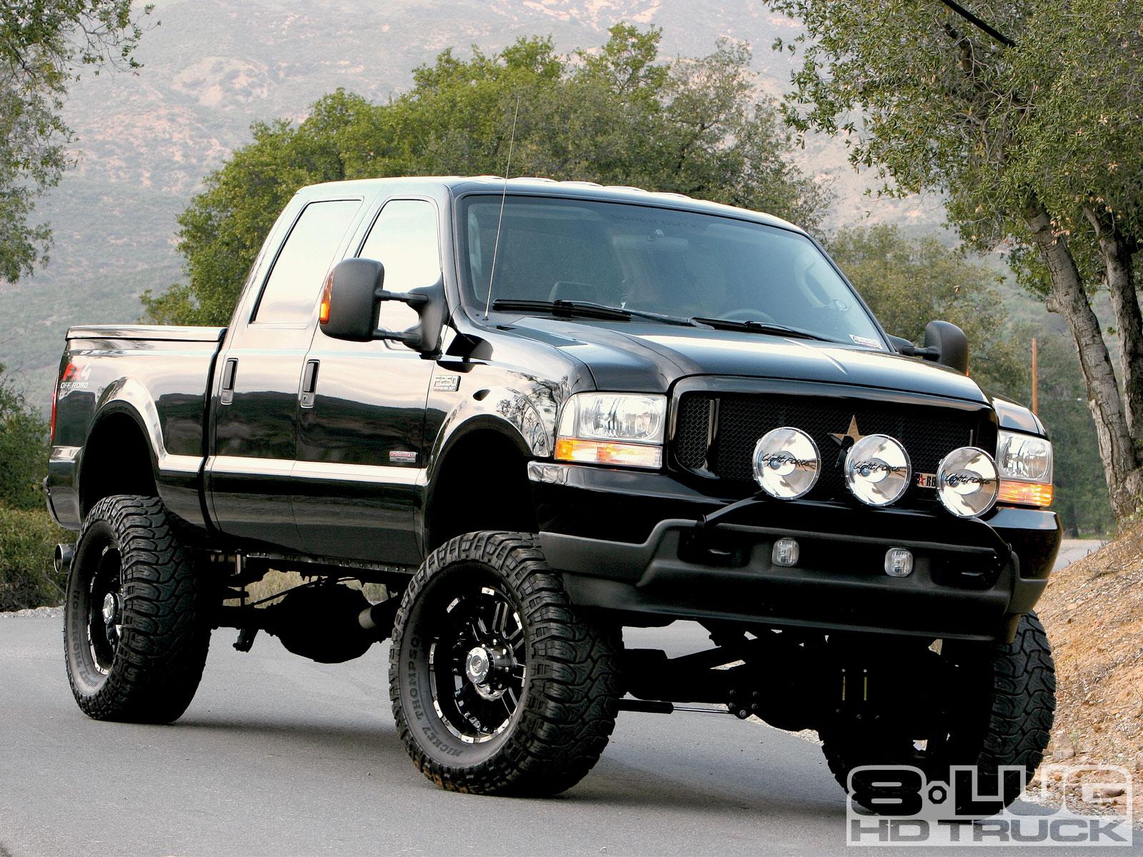 Ford F-250 Super Duty #9