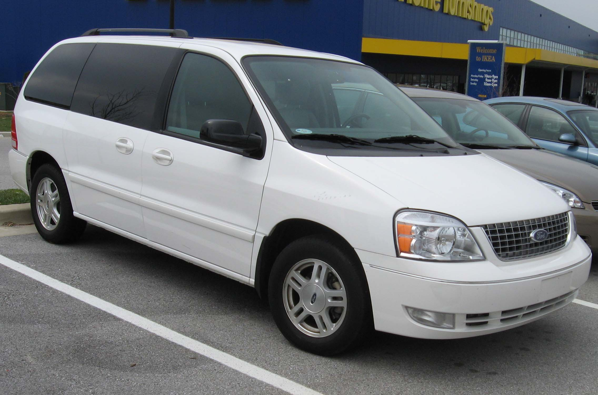 Ford Freestar #6