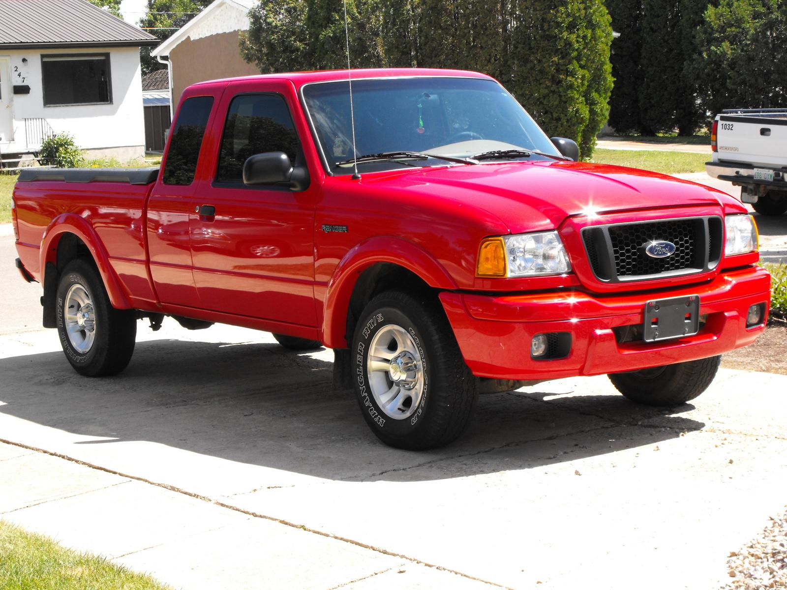 2004 ford ranger 4 ford ranger 4