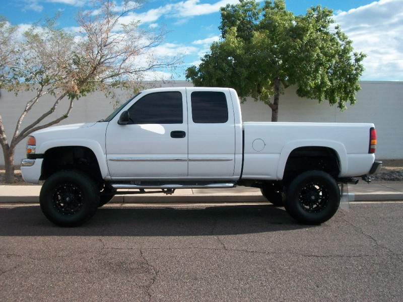 GMC Sierra 2500HD #6