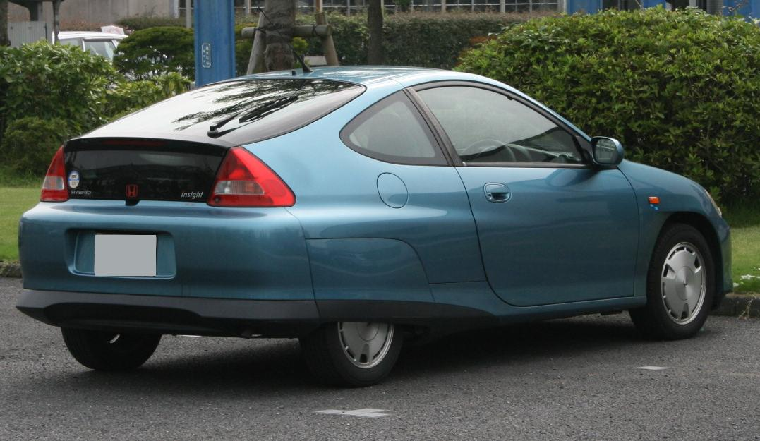 Honda Insight #5