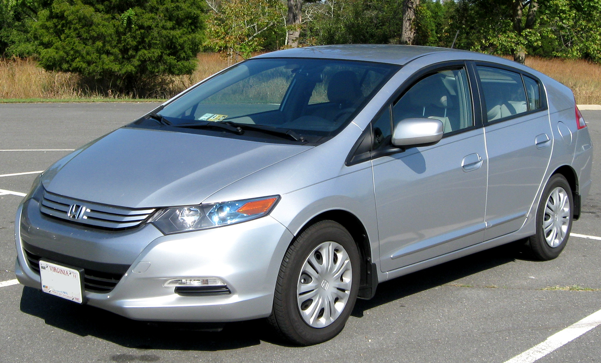 Honda Insight #2