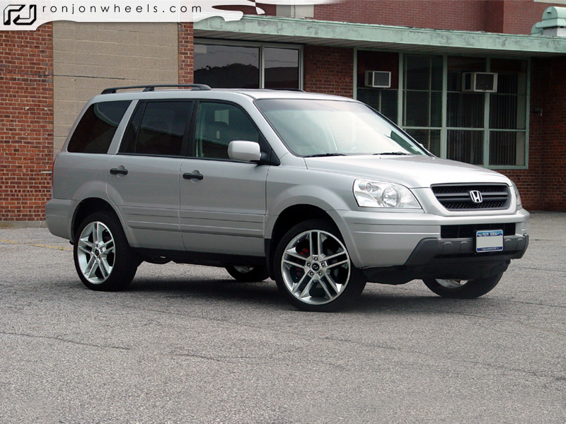 2004 Honda Pilot - Information and photos - ZombieDrive