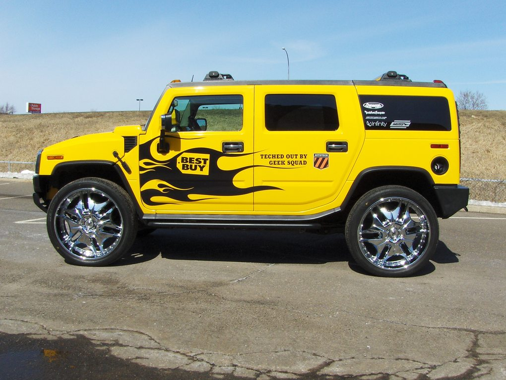 2004 Hummer H2 Information And Photos Zombiedrive