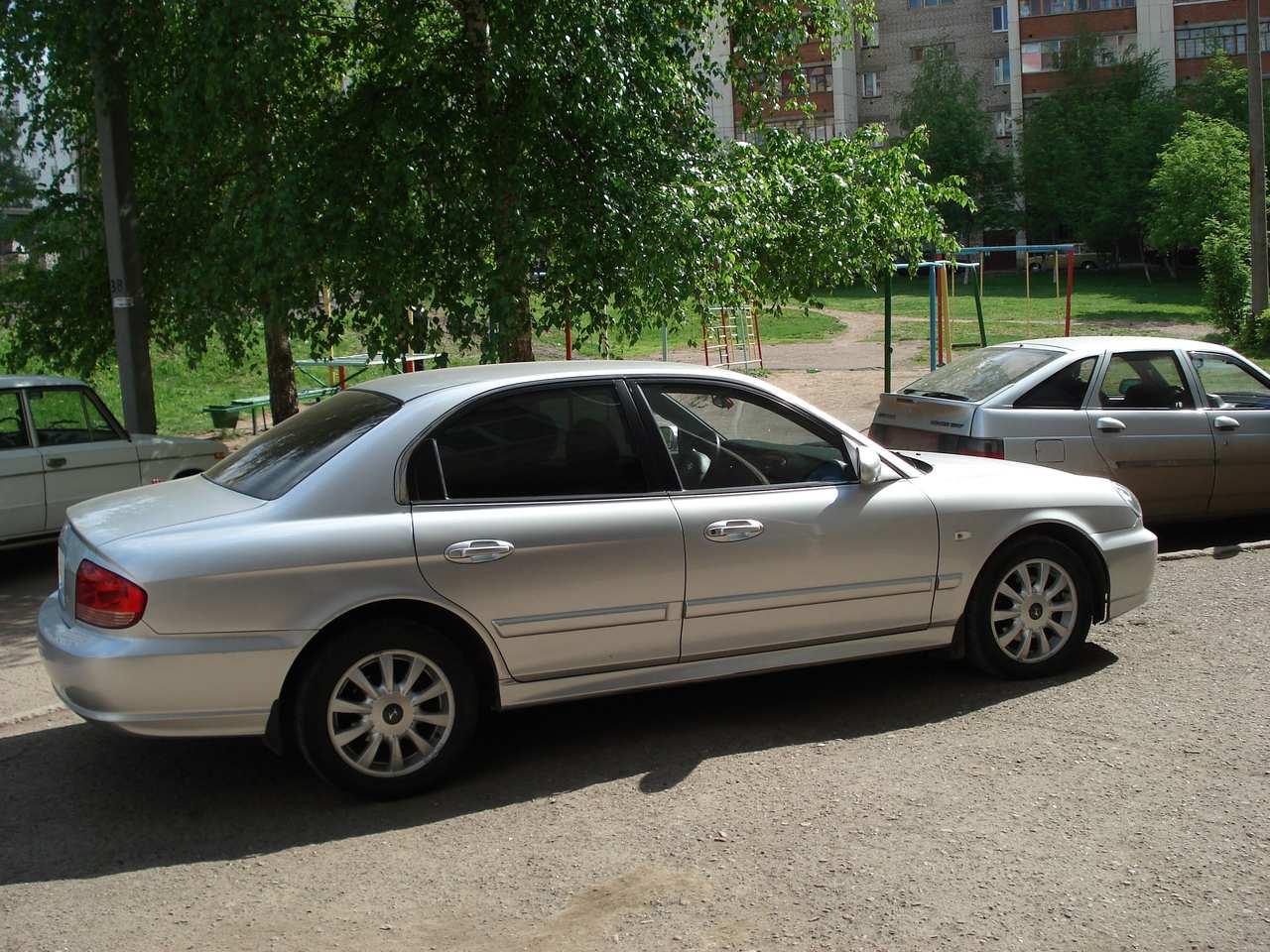 2004 Hyundai Sonata >> 2004 HYUNDAI SONATA - Image #11