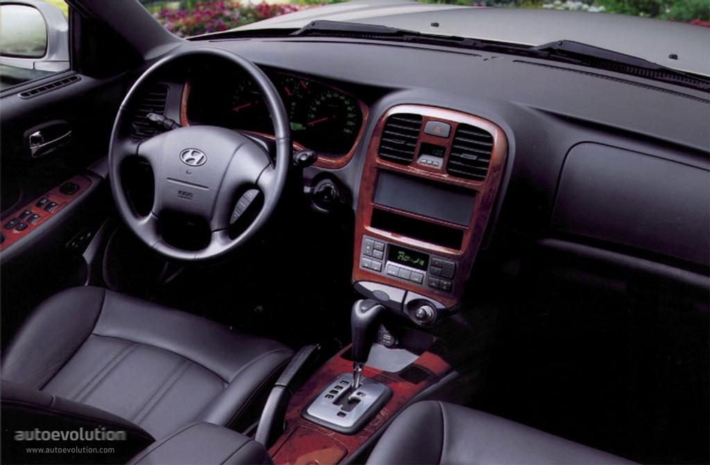 Hyundai Sonata 2 >> 2004 HYUNDAI SONATA - Image #15