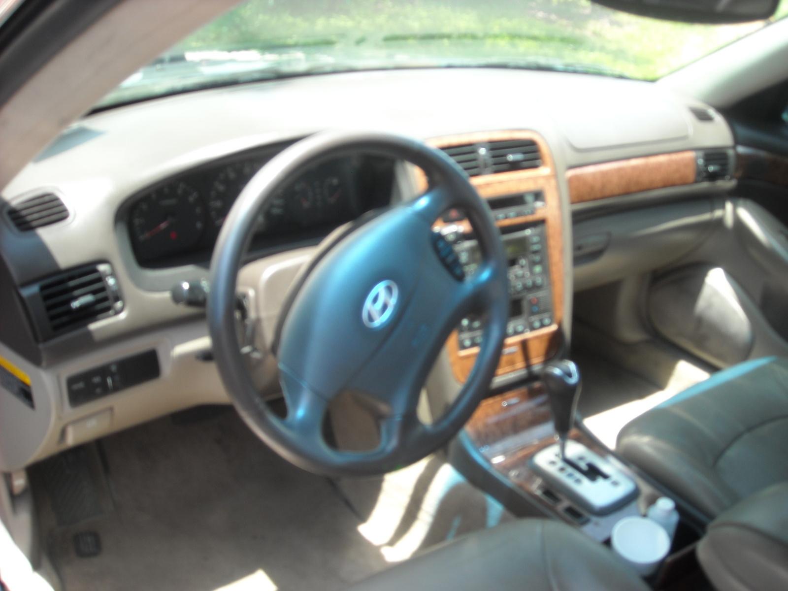2004 Hyundai Xg350 Image 1