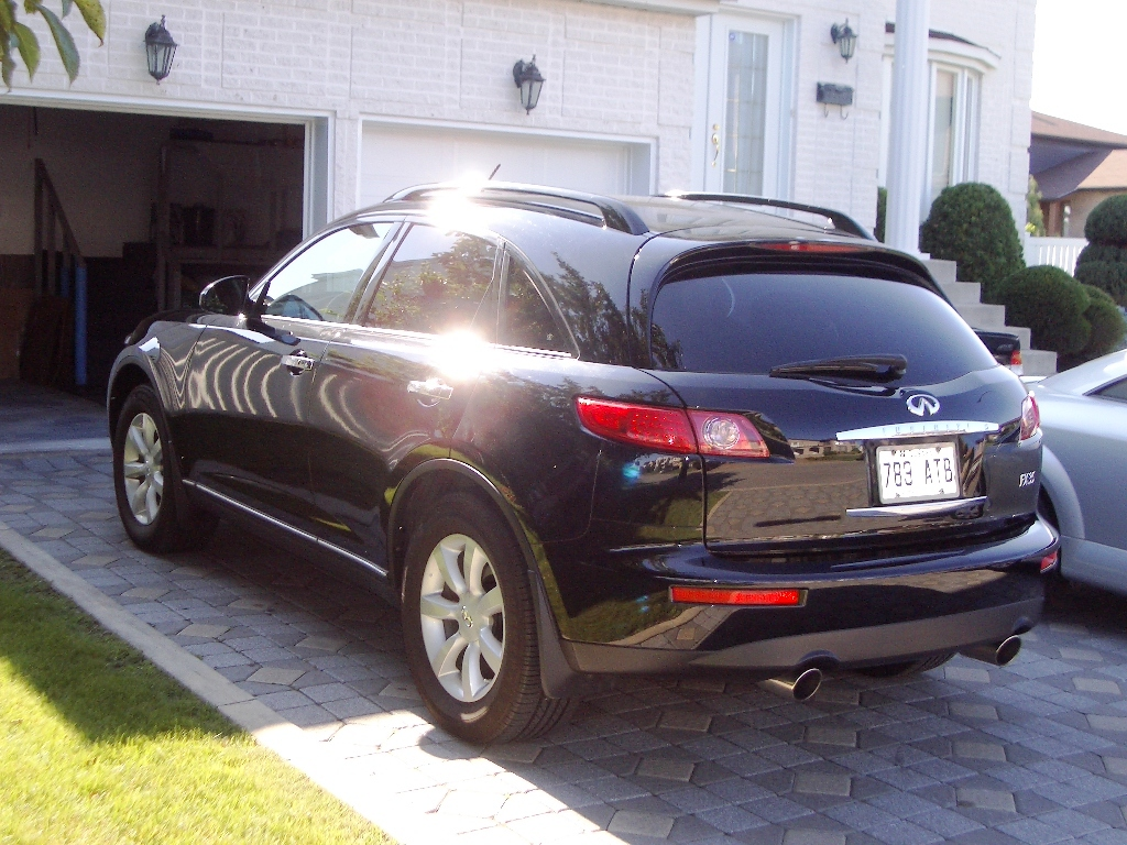 2004 infiniti fx45 information and photos zombiedrive 2004 infiniti fx45 14 infiniti fx45 14 vanachro Choice Image