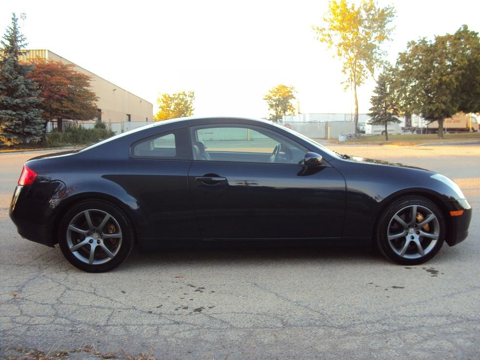 2004 Infiniti G35 Information And Photos Zombiedrive