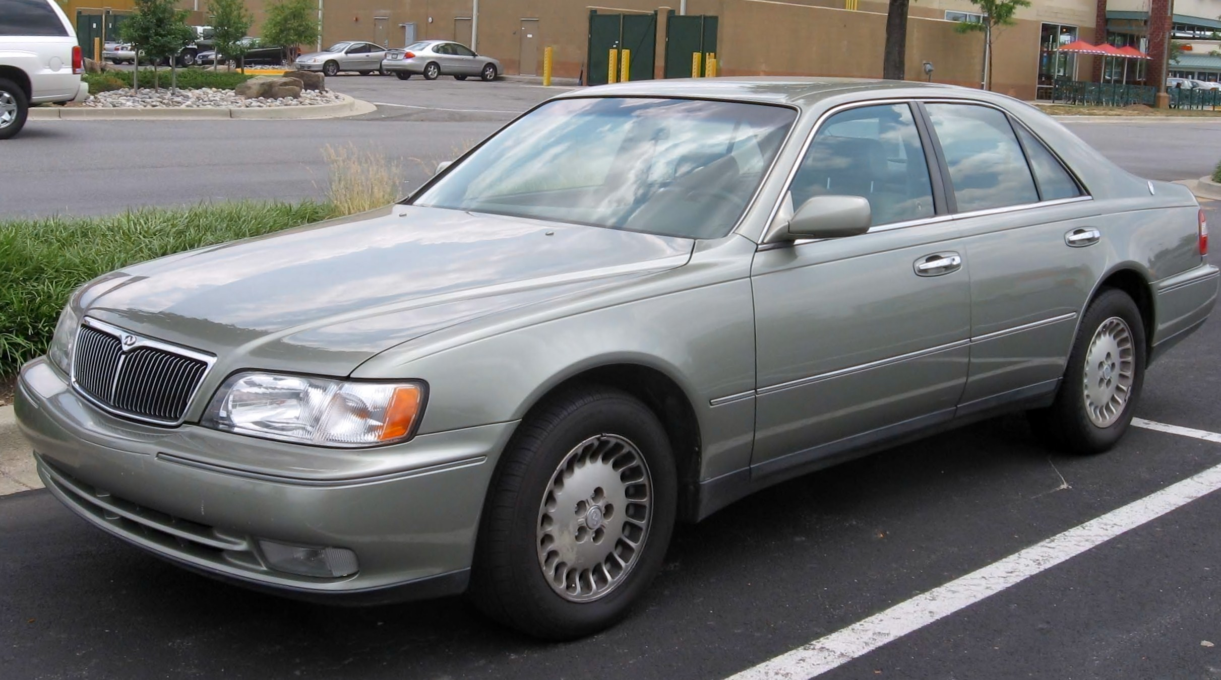 2004 infiniti q45 premium